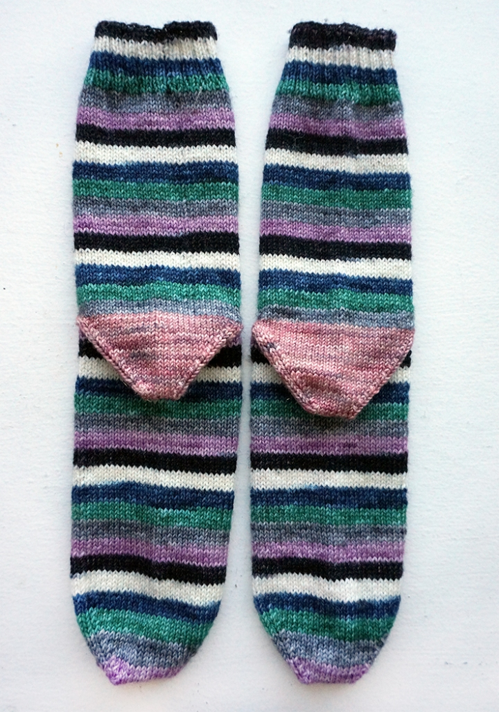 January (2018) Socks